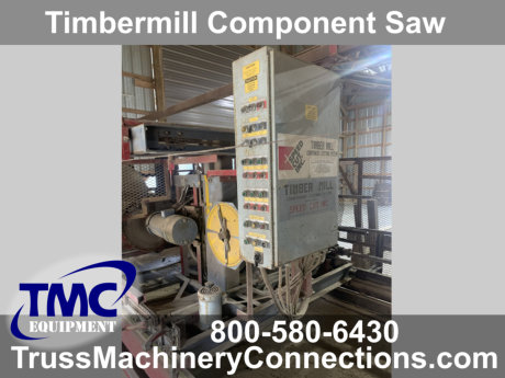 Timbermill MH60-20  Saw for sale!