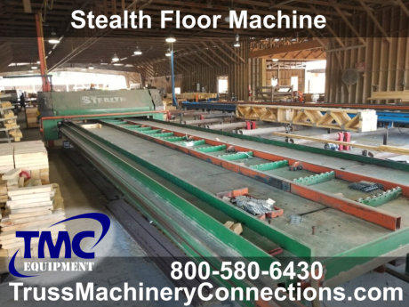 Stealth Floor Truss Machine
