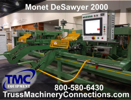 Monet_DeSawyer 2000 Automated Component Saw