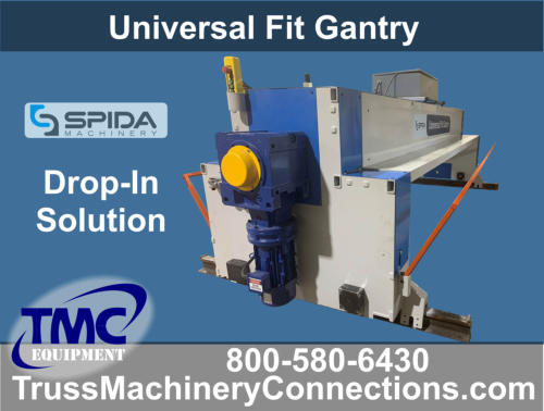 Spida Universal Fit Roof Truss Gantry